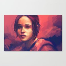 I just need to know... Canvas Print
