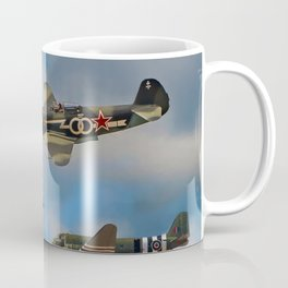 Vintage Aircraft Coffee Mug