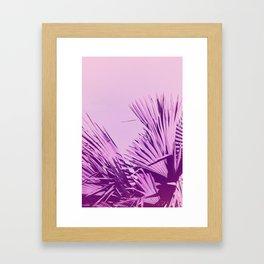 Ultra Violet Framed Art Print