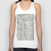 narnia Tank Tops featuring Aspen I by Laura Ruth