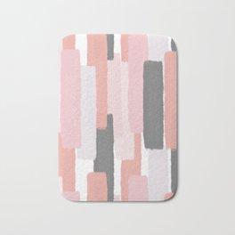 Rising #society6 #abstractart Bath Mat