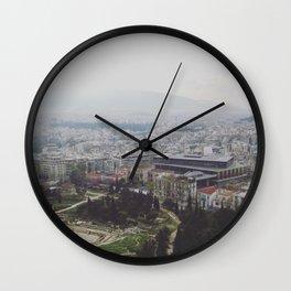 Ancient Modernity Wall Clock