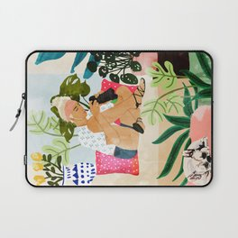 Miss Blogger Laptop Sleeve