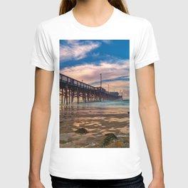 Northside Newport Pier T-shirt