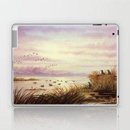 Duck Hunting Companions Laptop & iPad Skin