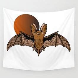 Ronald the Bat Wall Tapestry