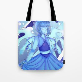 Riptide Queen Tote Bag