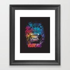 United Colour of Barong Framed Art Print