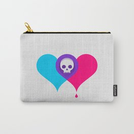 A Death-Marked Love Carry-All Pouch