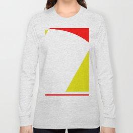 Summer Modernity             by Kay Lipton Long Sleeve T-shirt