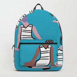 Minimalist swimmers Backpack