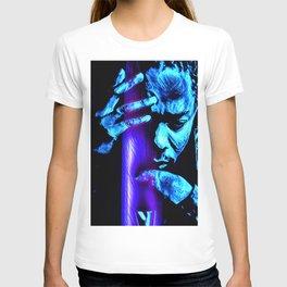 heavy black heart (Lamar) T-shirt