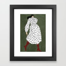 Joseph Fall 17 Framed Art Print