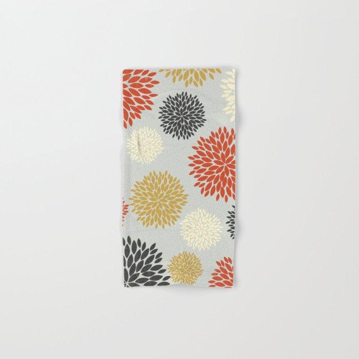 Fleur Hand & Bath Towel
