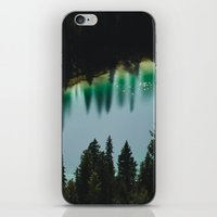 allyson johnson iPhone & iPod Skins featuring Johnson Lake by SachelleJuliaPhotography