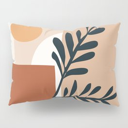 Geometric Shapes Pillow Sham