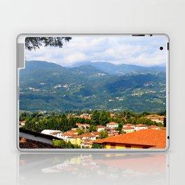 SunnyTuscany(Barga) Laptop & iPad Skin