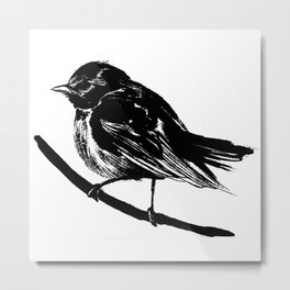 Bird Lover 1 Metal Print