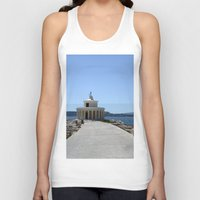 lighthouse Tank Tops featuring Lighthouse by L'Ale shop