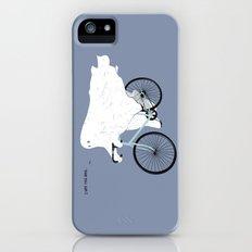 Negative Ghostrider. Slim Case iPhone (5, 5s)