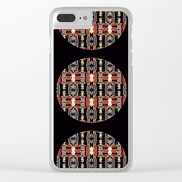Sienna Moons Clear iPhone Case