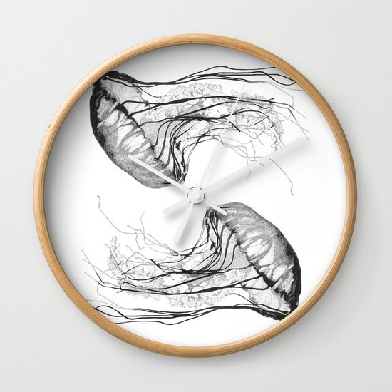 Medusozoa Wall Clock