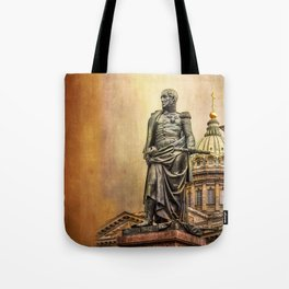 Russian Field Marshal Barclay de Tolly by LudaNayvelt Share      Facebook     Tumblr-wide  Favorite Tote Bag