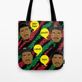 Award Tour Tote Bag