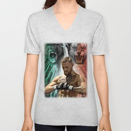 Conor McGregor - Beasts Within Unisex V-Neck