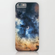 Night Moves - Partial Solar Eclipse Slim Case iPhone 6s