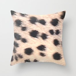Animal Print - Serval Cat Throw Pillow