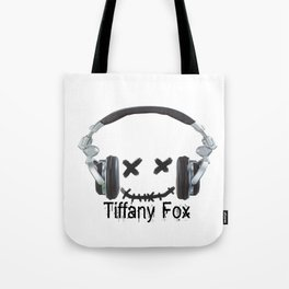 Tiffany Fox DJ Tote Bag