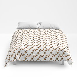 autumn pattern Comforters