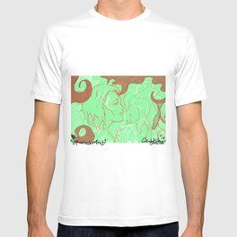 Lover of the Diseased Mind T-shirt