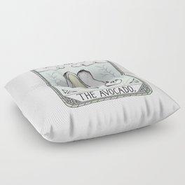 The Avocado Floor Pillow
