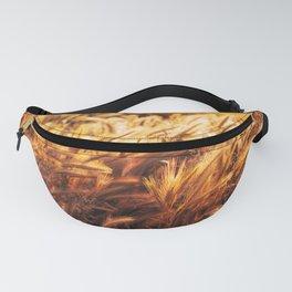golden wheat field Fanny Pack