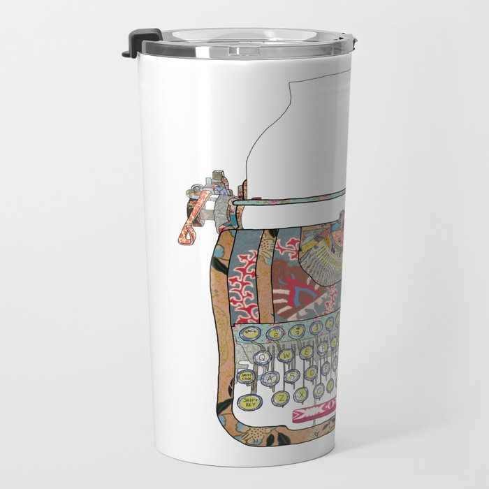 I DON'T KNOW WHAT TO WRITE YOU Travel Mug