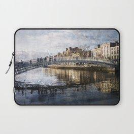 Ha'PPeny Bridge Laptop Sleeve