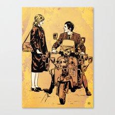Quadrophenia Canvas Print