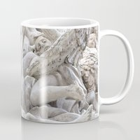 angels Mugs featuring Angels by Photographicleigh