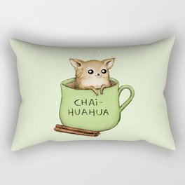 Chaihuahua Rectangular Pillow