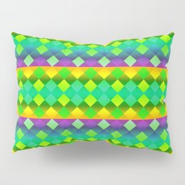 Diamonds Pillow Sham