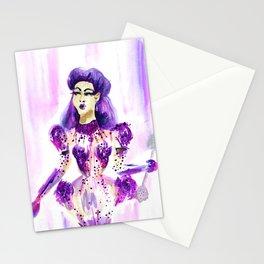 Lady Violet Stationery Cards