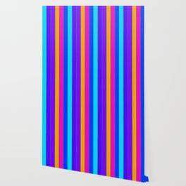 sTRIPES Colorful  Wallpaper