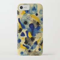 chemistry iPhone & iPod Cases featuring Floating Chemistry by Marcelo Romero