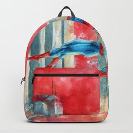 Dawn in NY Backpack