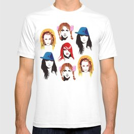 Britney Spears Look Book T-shirt