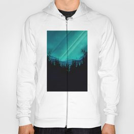 Magic in the Woods - Turquoise Hoody