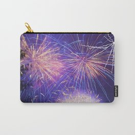 July Fourth Fireworks Carry-All Pouch
