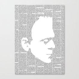 Frankenstein - The Modern Prometheus Canvas Print